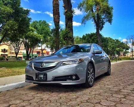Acura TLX, prueba (parte 1)