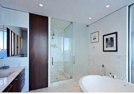 El baño de Nicole Kidman