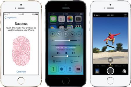 iPhone 5S llega en dorado, plata y grafito, también con nuevas fundas