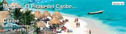 Viajes en familia de Imaginarium: al Caribe, de safari o al Lejano Oeste