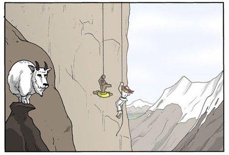 Imagen de la semana: Ryu y Dhalsim se enfrentan en un duelo atípico. ¿Quién ganará?