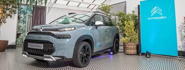 Primer contacto con el Citroën C3 Aircross: un SUV muy personalizable, pero lo más interesante se paga aparte