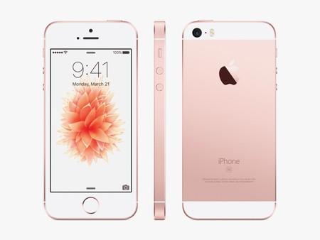 Vuelve el iPhone SE rosa a eBay por 349 euros y envío gratis desde España