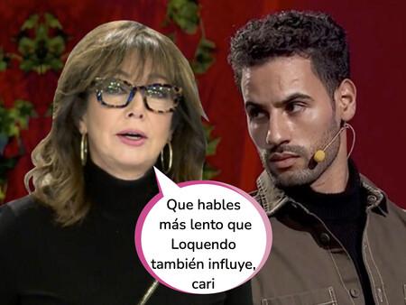 Asraf Beno acusa a Ana Rosa Quintana de haber acabado con su carrera como colaborador de televisión