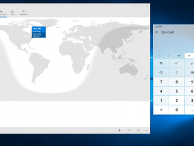Las versiones Fluent Design de la calculadora y el reloj de Windows llegan para todos los usuarios