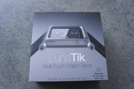 LunaTik, convierte en reloj de pulsera tu iPod Nano: A Fondo