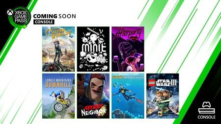 Subnautica, Afterparty y otros cinco juegos más se unirán a Xbox Game Pass en Xbox One en los próximos días