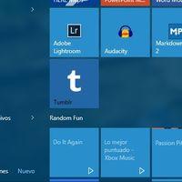 ¿Pasarán los Live Tiles a la historia? Windows Lite puede ser el primer Windows que prescinde de ellos desde que llegó Windows 10