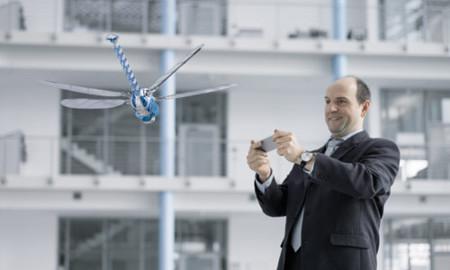 BionicOpter, un drone inspirado en el vuelo de las libélulas