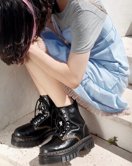Si eres una enamorada de las botas Dr. Martens su colección cápsula Heaven by Marc Jacobs podría enloquecerte por completo