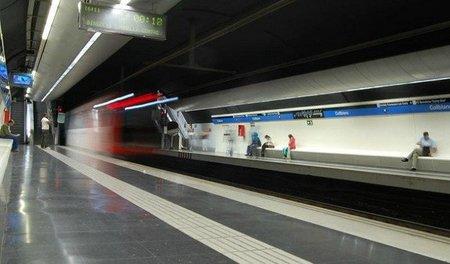 Descuentos para parados en la línea de metro de Barcelona