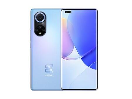 Huawei nova 9 y nova 9 Pro: pantalla OLED de 120 Hz y por primera vez carga rápida de 100W en la gama media-alta de 10,000 pesos