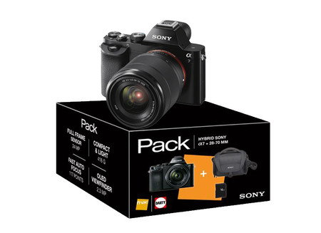 Pack Sony A7