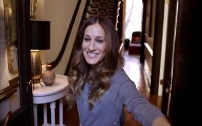 Sarah Jessica Parker muestra su casa del West Village de Nueva York