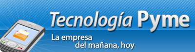 Nuevo blog en WeblogsSL: Tecnología PYME