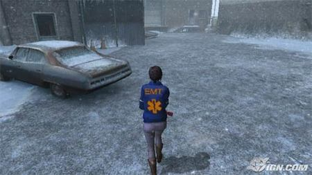 'Winter', un survival horror para Wii
