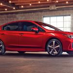 El Subaru Impreza 2017 llegará a México en mayo