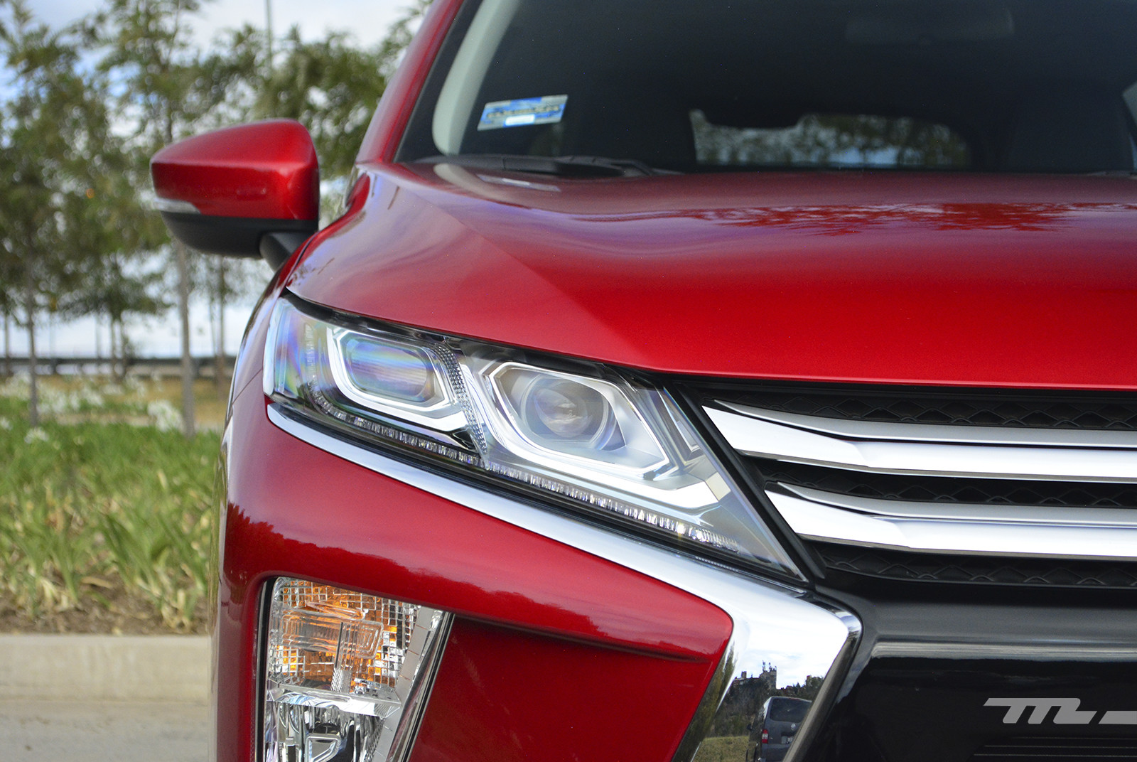 Foto de Mitsubishi Eclipse Cross (prueba) (10/26)
