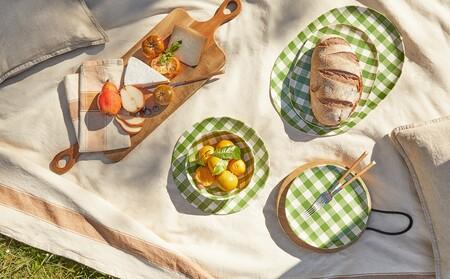 Zara Home presenta la Picnic Collection, las nuevas piezas de menaje para vestir nuestras mesas y disfrutar de las comidas al aire libre
