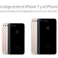 Los iPhone 7 y 7 Plus llegarán a México el 16 de septiembre, este es su precio