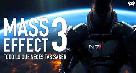 'Mass Effect 3', todo lo que necesitas saber del nuevo 'Mass Effect'