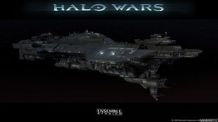 'Halo Wars', varios artworks