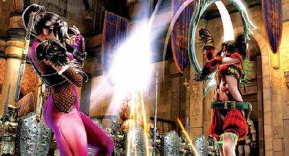 primeras imágenes de Soul Calibur IV