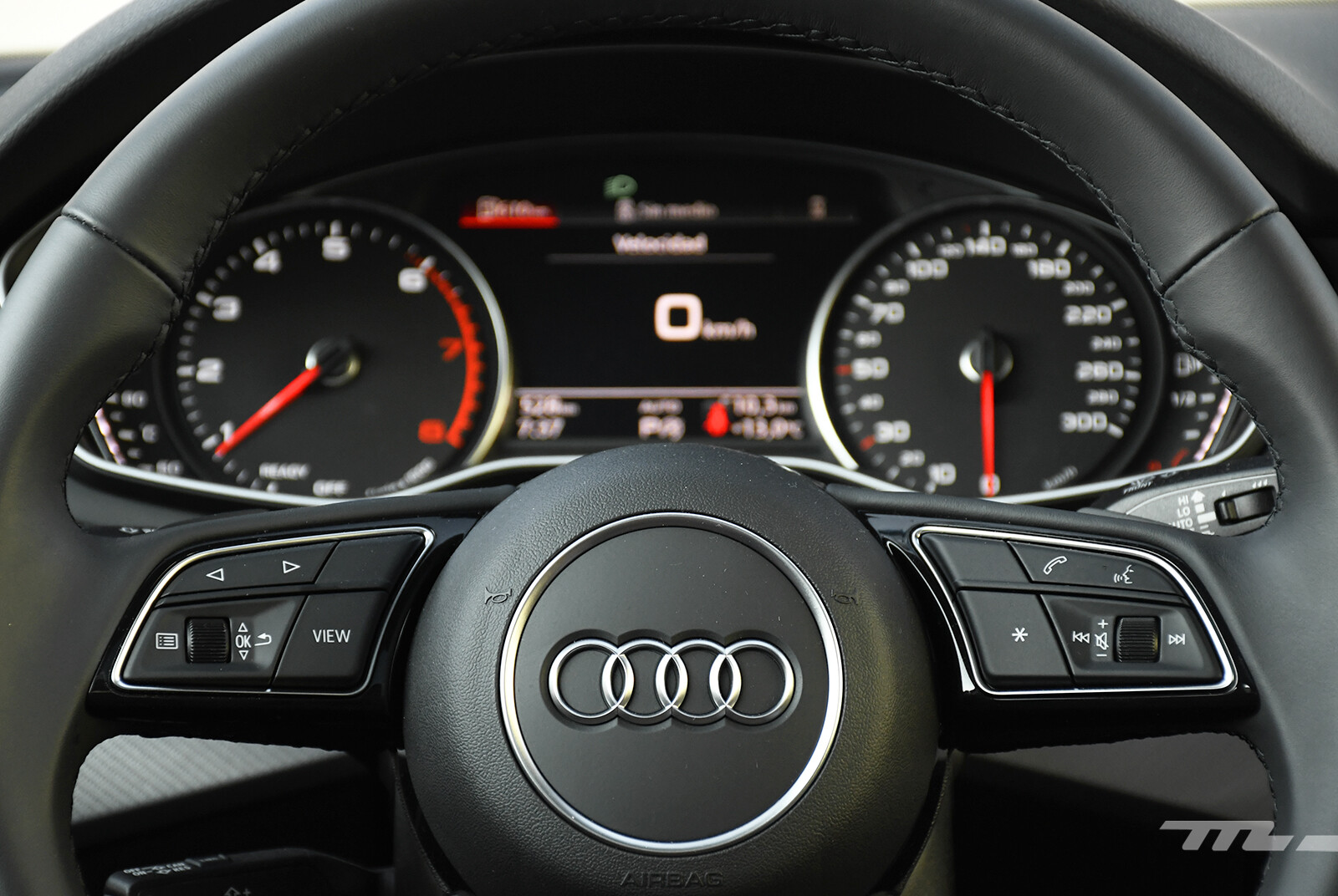 Foto de Audi A4 2021 (prueba) (20/25)