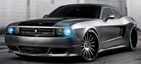 Dodge Challenger SRT-8 por Ultimate Auto