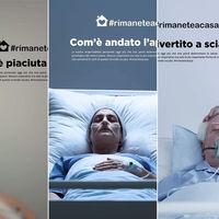 """""""¿Qué tal el aperitivo?"""": la campaña viral de Italia para que todos se queden en casa por el coronavirus"""