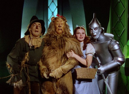 Warner Bros Mago De Oz