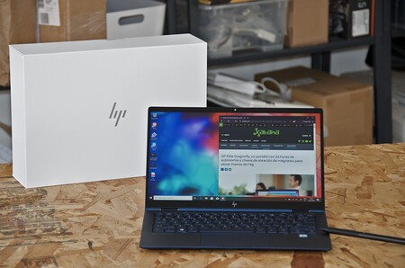 Mejores ofertas HP hoy: portátiles Elite DragonFly, EliteBook y ZBook Studio con hasta 1.210 euros de descuento