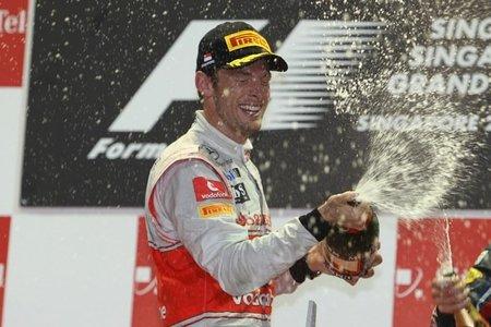 Nada de Ferrari: Jenson Button renueva con McLaren