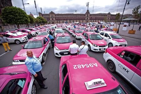 Los taxistas volverán a la carga contra Uber, habría manifestaciones en todo México en enero de 2020