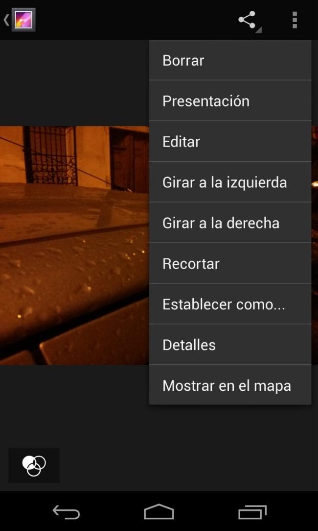 Foto de Android 4.2 capturas (10/19)
