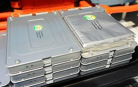 Módulos de batería del Nissan LEAF