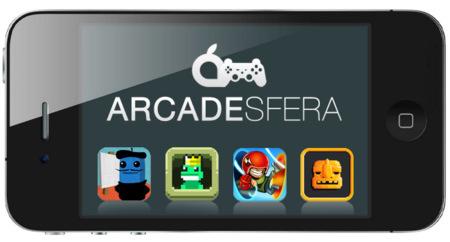 Arcadesfera: lanzamientos de la semana (XLVII)