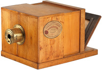 Se pone a subasta la cámara de fotos más antigua del mundo