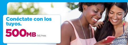 Lebara lanza nuevos bonos de llamadas y un interesante bono de datos de 500 Mb por cinco euros