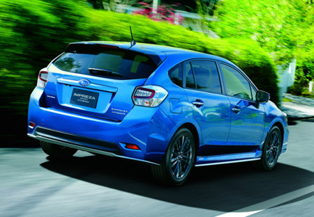 Subaru Impreza Sport Hybrid 2