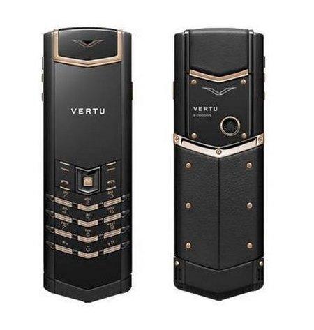 Vertu Signature Precious, móvil de lujo con servicios de excepción añadidos