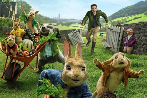 'Peter Rabbit': un divertimento para los más pequeños que no olvida al público adulto