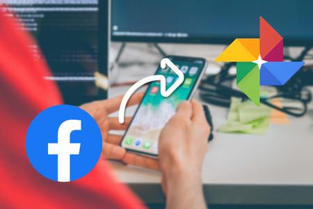 Cómo transferir todas tus fotos y vídeos de Facebook a Google Fotos
