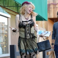 Courtney Love vencedora absoluta del Hortera de Bolera de enero