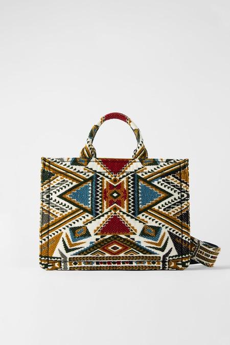Bolso Shopper Zara 3
