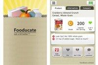 Fooducate, una aplicación que vela por nuestra alimentación
