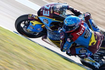 Alex Marquez Jerez Moto2 2019