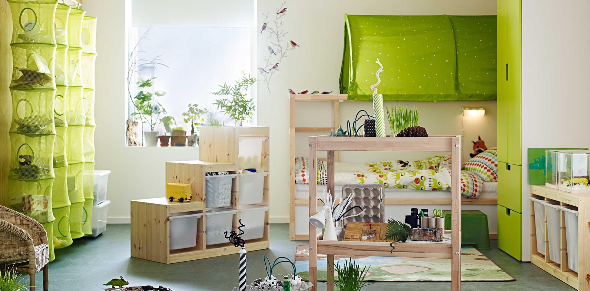 11 ideas para ordenar los juguetes de los ni os - Dormitorios para ninos ...