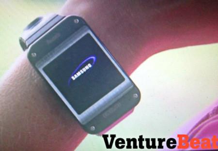 Más detalles sobre Samsung Galaxy Gear, las imágenes pertenecen a un prototipo