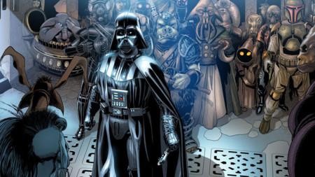 Darth Vader cómic